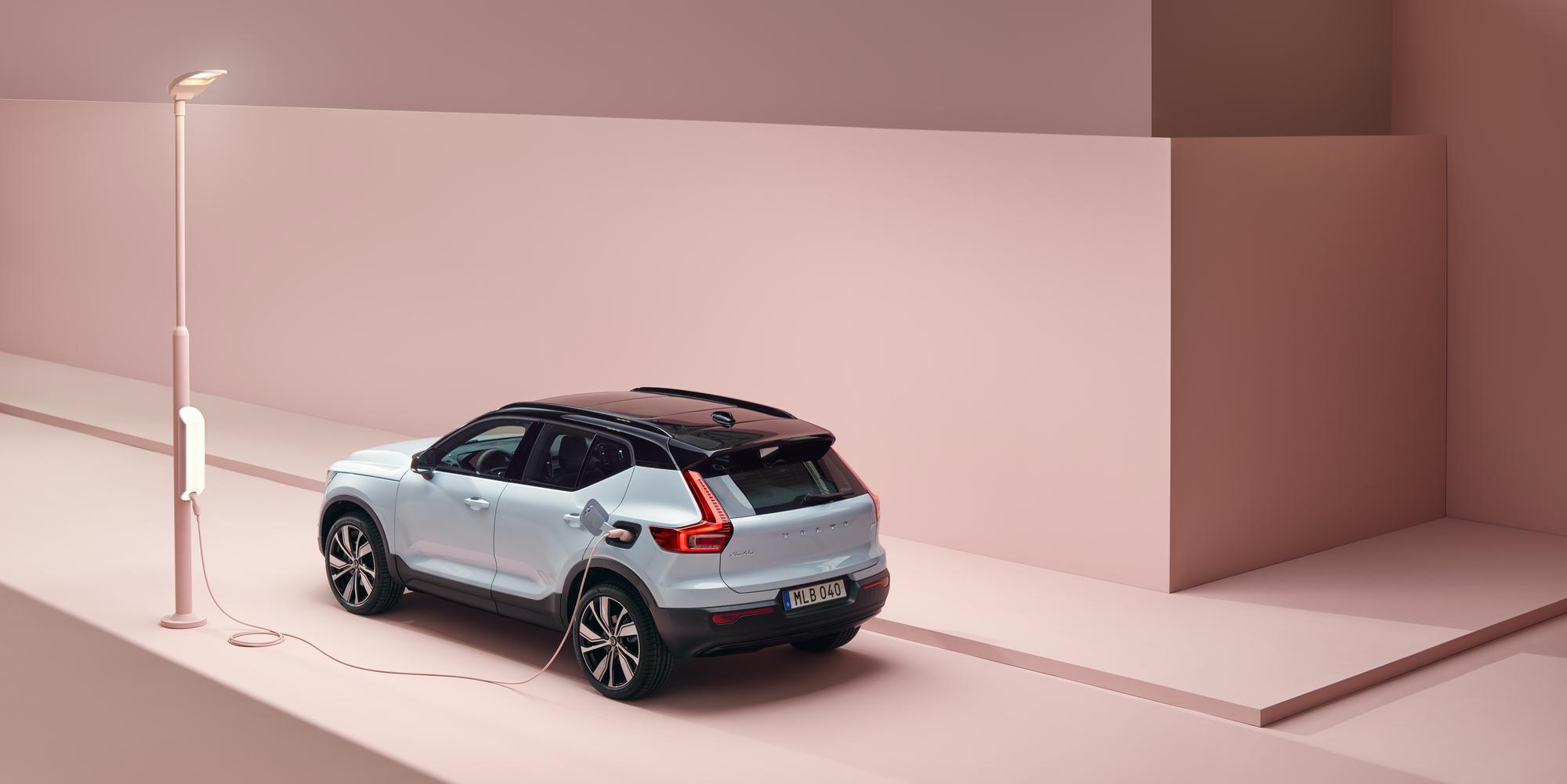 Elektrische Volvo leasen